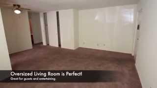 2 Bedroom, 1 Bath (689 square feet) at Lindsay Lane Apartments in Cincinnati, Ohio.