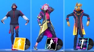 I put *CUSTOM* Lobby Music over my Fortnite Emotes and They Synced Perfectly...!