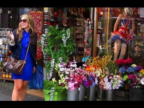Soho - London Soho District - London Landmarks - High Definition (HD) YouTube Video