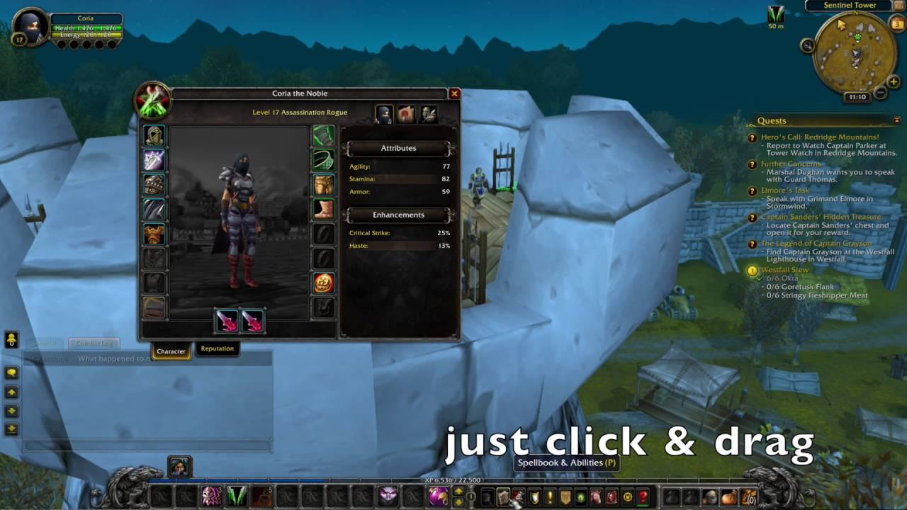BlizzMove - Addons - World of Warcraft - CurseForge