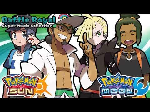 10 Hours Battle Royal Music - Pokemon Sun & Moon Music Extended