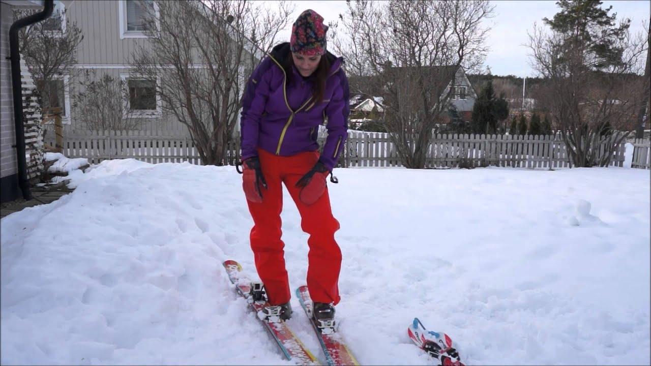 lära sig slalom