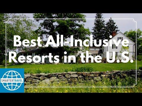 Best All-Inclusive Resorts In The U.S. | SmarterTravel