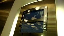 Nice OTIS 2000 Traction elevators/lifts at K-citymarket Joensuu, Joensuu, Finland