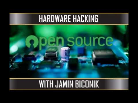 Hardware Hacking with Jamin Biconik (LUA Podcast #46)