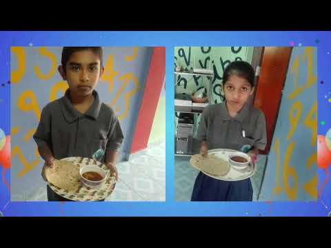 Lunch & Milk For Underprivileged Students By Kiiran Care Foundation