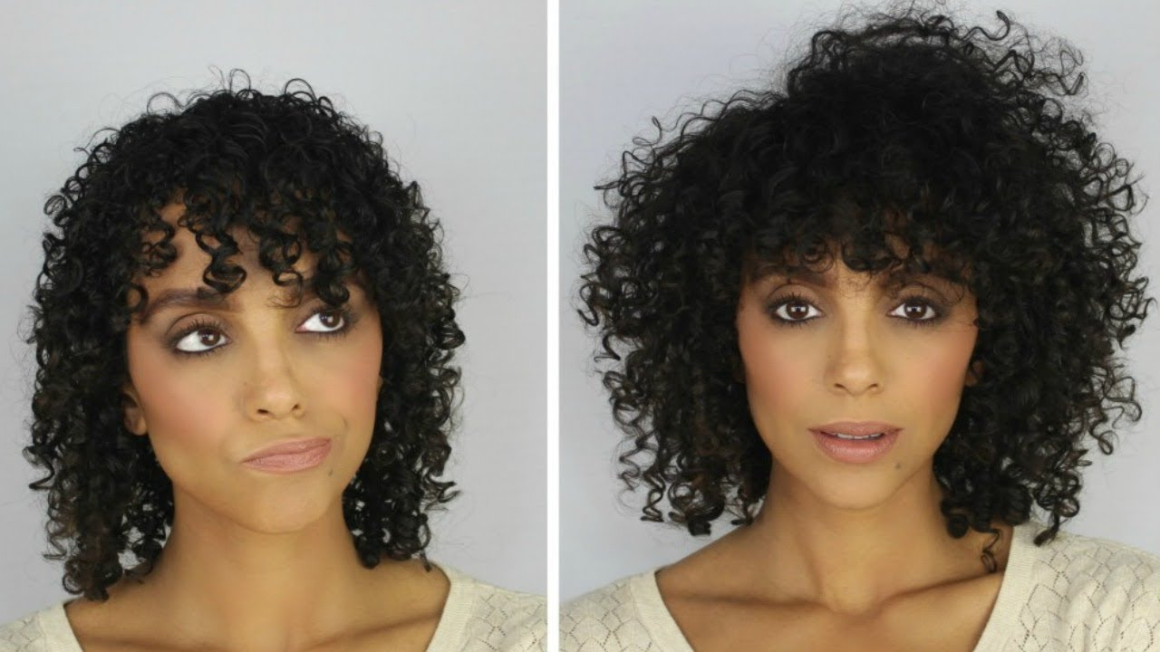 Big Curly Hair Styles: MY BIG CURLY HAIR ROUTINE FOR FINE CURLS