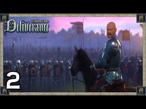 This Medieval Castle Is AMAZING! - Kingdom Come: Deliverance Gameplay #2