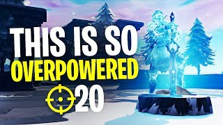 THE NEW INFINITY BLADE!! I BROKE MY KILL RECORD!! | Fortnite Battle Royale Highlights #201