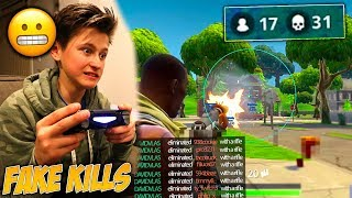 I Caught My Little Brother CHEATING In Fortnite: Battle Royale! | David Vlas