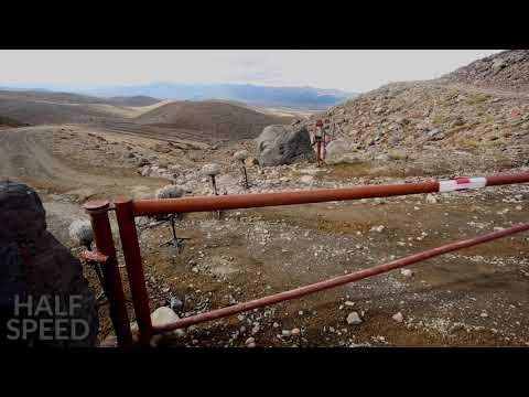 METAL GATE CREAK FROM HELL