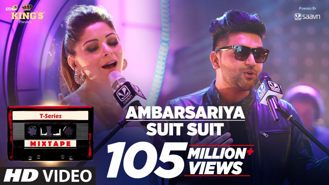 Download Ambarsariya/Suit Song | T-Series Mixtape | Kanika Kapoor, Guru Randhawa | Bhushan Kumar