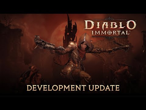 Diablo: Immortal didn't get much love at BlizzCon, but it's much better now