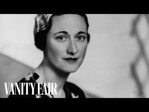 Vanity Fair's The Best-Dressed Women of All Time: Wallis Simpson