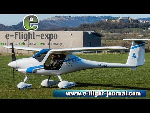 e-Flight Expo, e Flight Journal, Aero Expo Friedrichshafen Germany.