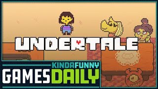 New Undertale Game Released? - Kinda Funny Games Daily 10.31.18