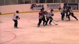 Dennis Nordmark Aspiring College USA, game highlights