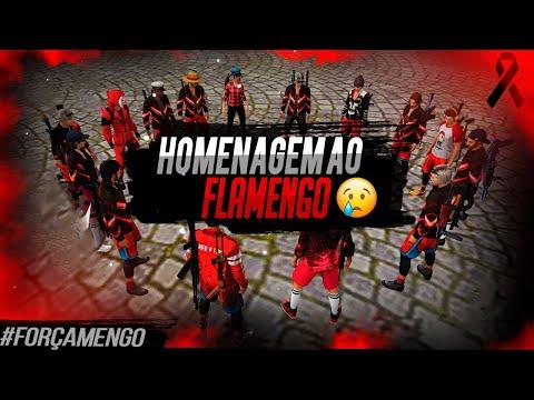HOMENAGEM AO FLAMENGO! - VERSÃO FREE FIRE