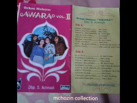 Wanita Sekarang - S Achmadi, OM Awara Pimp S Achmadi