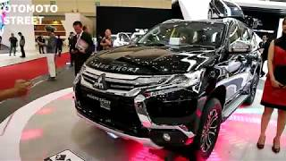 New Mitsubishi Pajero Sport Dakar 2019 ,Black colour ,Exterior and Interior