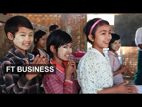 Myanmar students flock to learn foreign languages