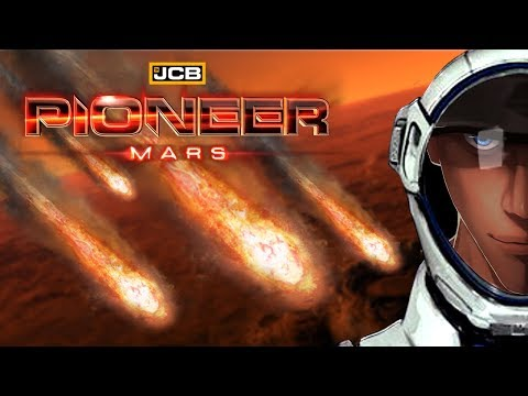JCB Pioneer Mars WARM WELCOME TO MARS - Oxygen supply! | Let's Play JCB Pioneer Mars Gameplay