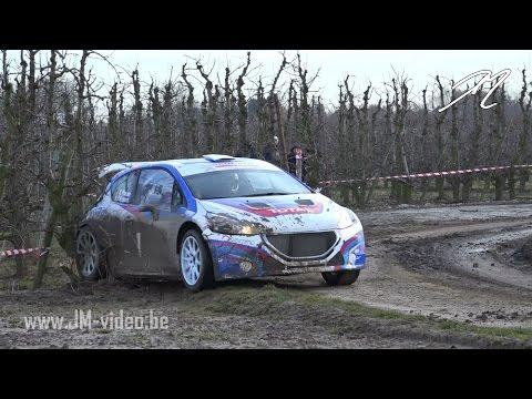 Best of Belgian Rally Championship 2015 [Full HD] by JM