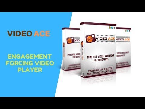 WP Video Ace - Wordpress Video Player Crazy Plugin 2016 !!!