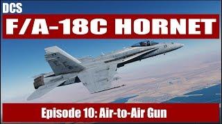 DCS: F/A-18C Hornet - Episode 10: Air-to-Air Gun