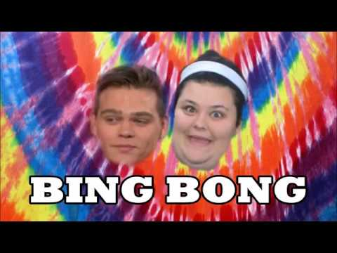 BING BONG  (lyrics) - Christine and Elijah Closer PARODY