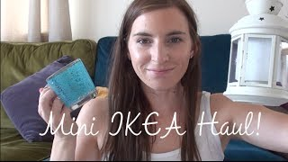 Mini Ikea Haul!