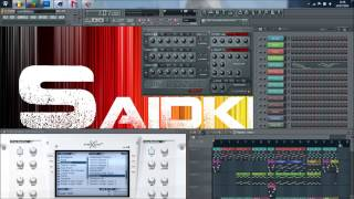 Gary Jules - Mad World Instrumental Pan Flute (remake) / Saidkila