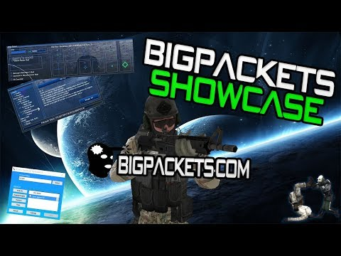BIGPACKETS Showcase/Review