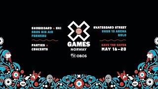 ((LIVE)) X GAMES OSLO 2018