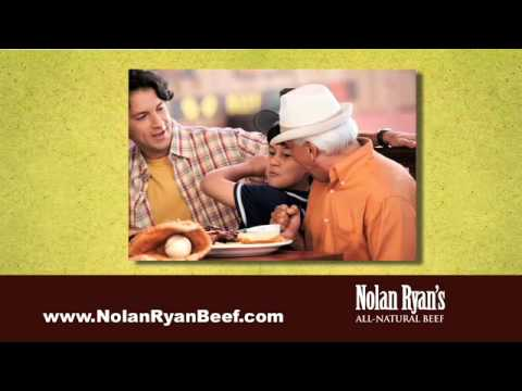 Nolan Ryan Beef Commercial