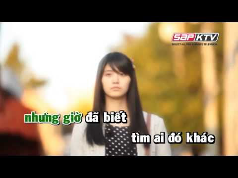 Karaoke Để Em Rời Xa