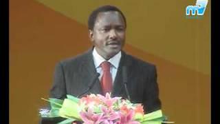 H.E. Kalonzo Musyoka addresses China-Africa Forum in Beijing Part 2