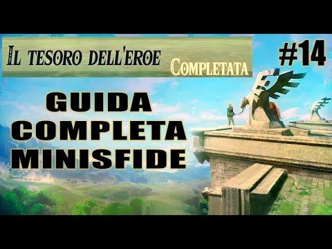 #Zelda Minisfide #14 - #Il Tesoro dell'Eroe