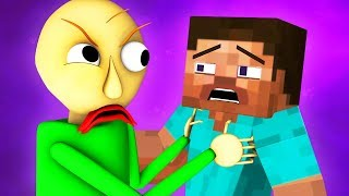 Балди Vs Школа Монстров 2: Респаун (Minecraft Майнкрафт Мобы 3D Анимация Челлендж)