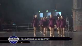 Accelerando Dance Company Jazz Small Group