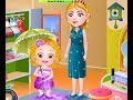 Baby Hazel Birthday Party Fashion Show - Dora The Explorer - Hazel Movie - Games For Kids