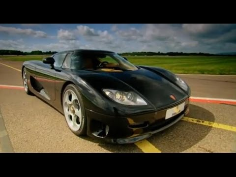 Koenigsegg review - Top Gear - BBC