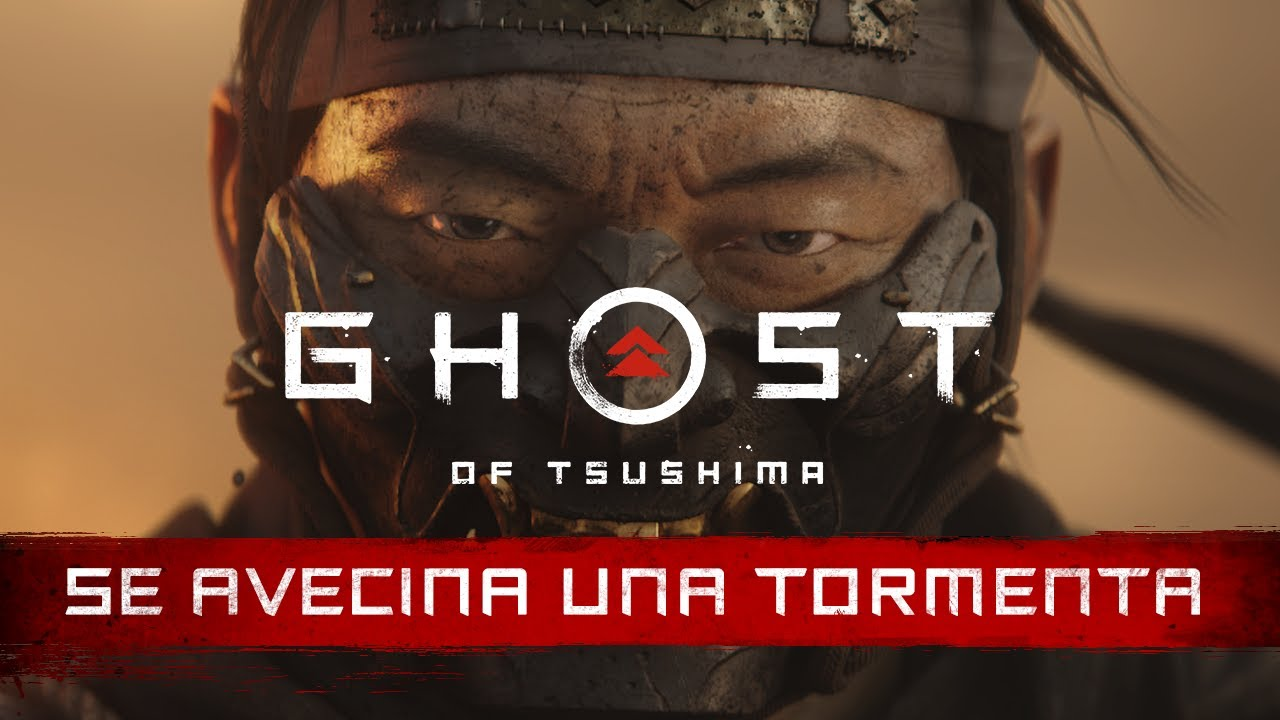 Ghost of Tsushima - Se Avecina una Tormenta Trailer | PS4