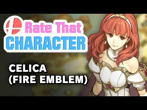 Celica - Rate That Character