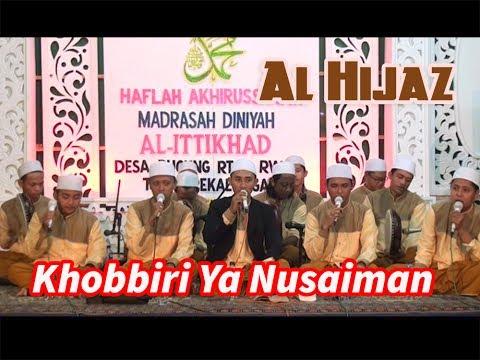 Khobbiri Ya Nusaiman - Al Hijaz - Live Pekalongan