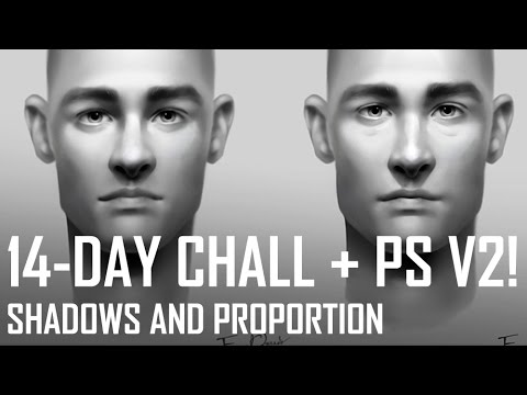 Critique Hour! 14-Day Challenge and Portrait Studio Reveal!