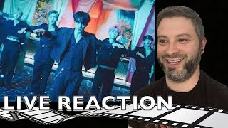 Steve Aoki & Monsta X - Play It Cool Music Video REACTION