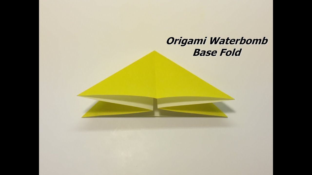 How to Make an Origami Balloon Easy Origami Water Bomb - Origami ... | 720x1280