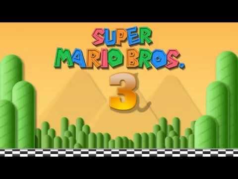 Super Mario Bros 3 Ost Full Soundtrack NES