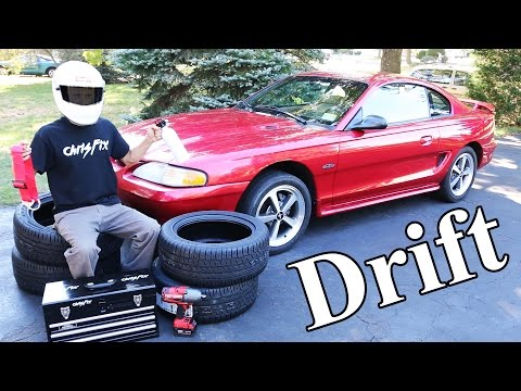 Thumbnail: How to Get Your Car Ready for Drifting